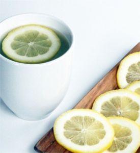 citroenwater ritueel